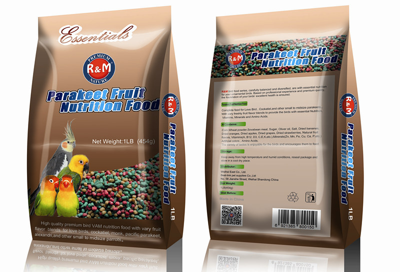 Parakeet Fruit Nutrition Food