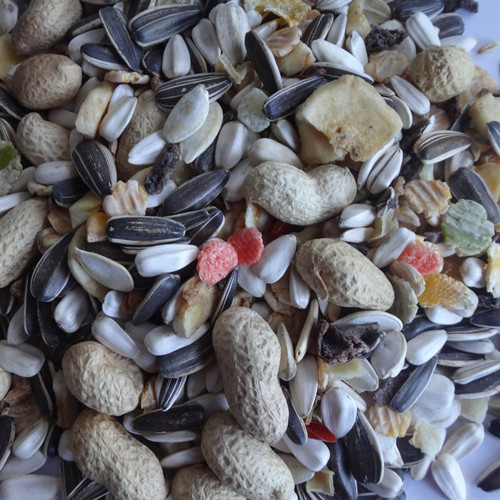 Parrot Fruit Food - Bulk Packing